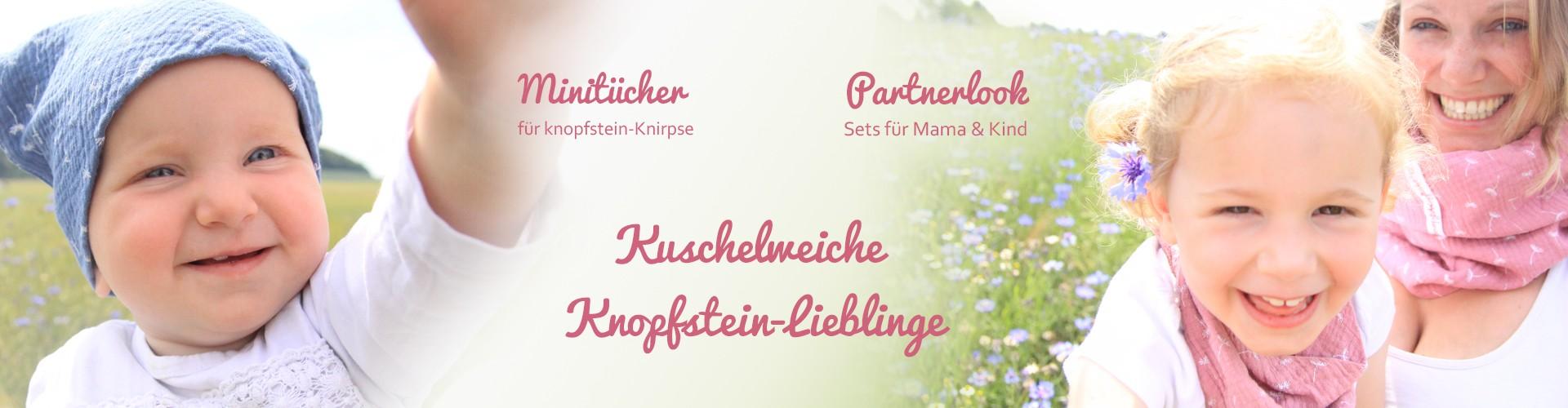 Kuschelweiche Knopfstein-lieblinge